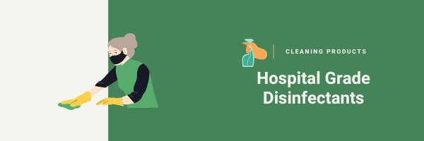 hospital-grade-disinfectants